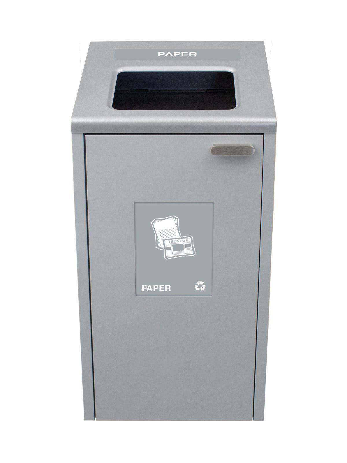 IKONA - Single - Paper - Full - Grey-Silver