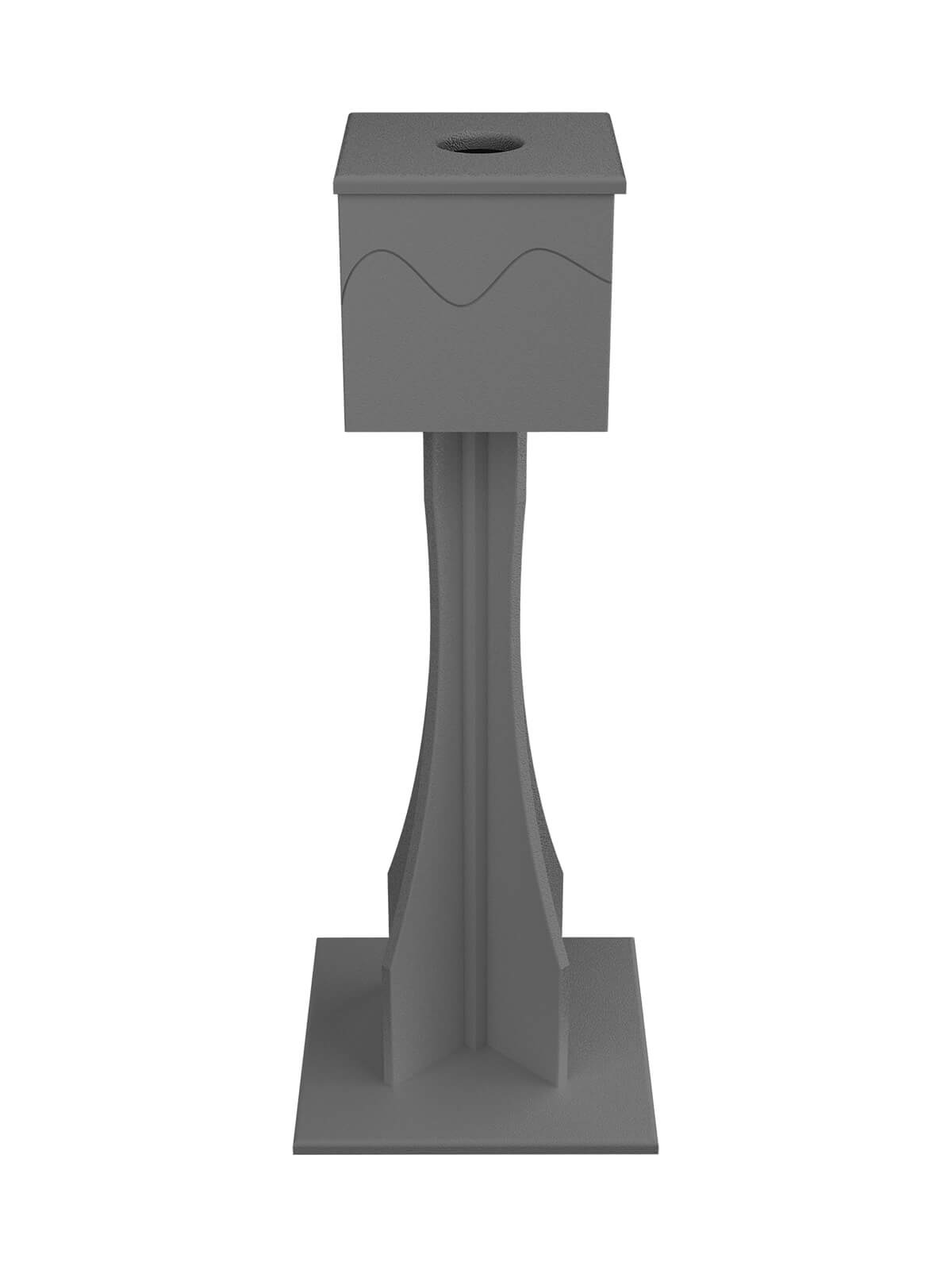 REVIVE - Unit - Circle - Grey