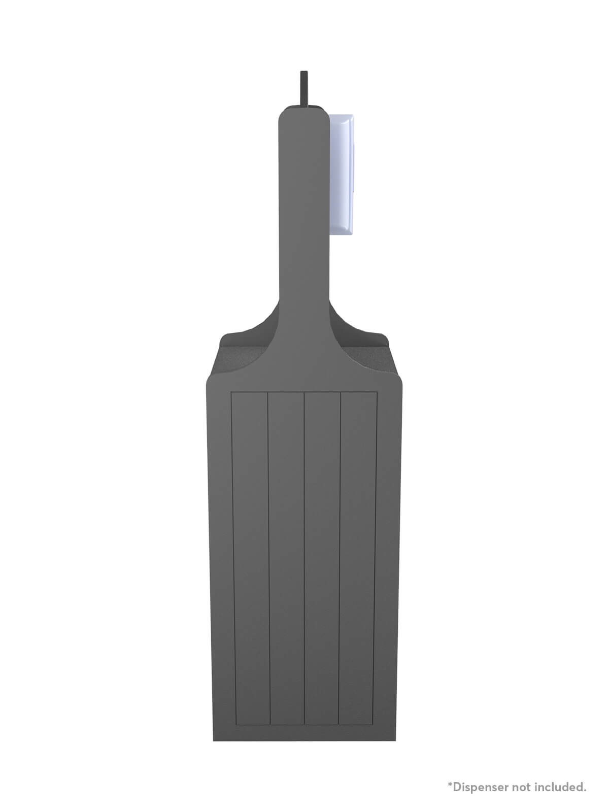 PALADIN - Single - Unit - Full - Grey