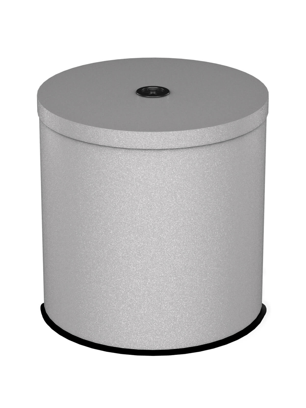 CLEANLI COMPACT - Single - Unit - Compact - Wipes - Silver Sparkle