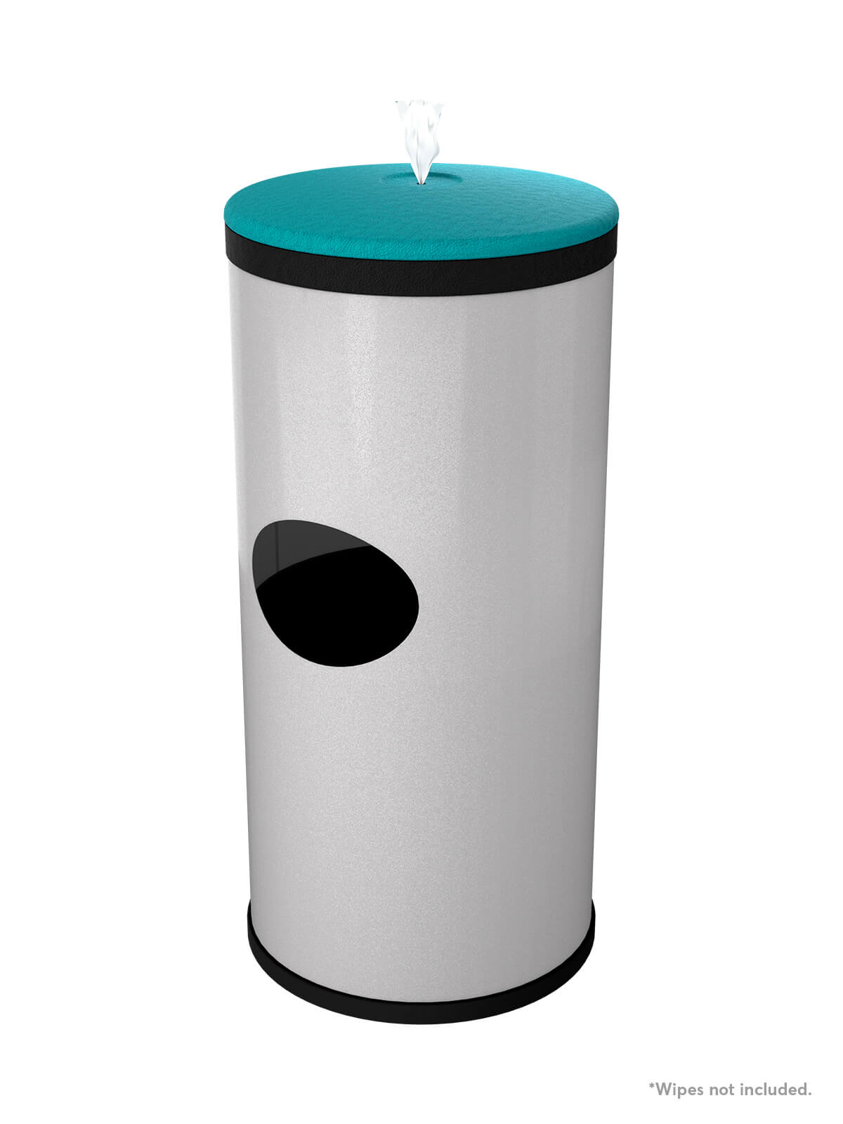 CLEANLI EXTREME - Single - Wipes - Silver-Teal