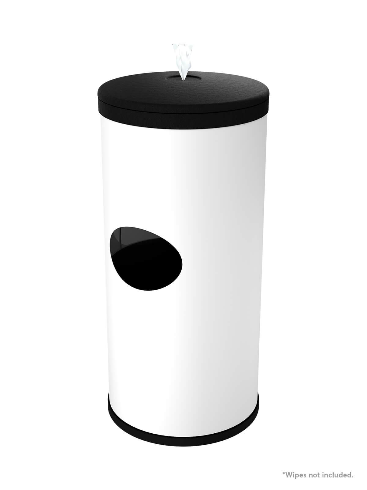 CLEANLI EXTREME - Single - Wipes - White-Black