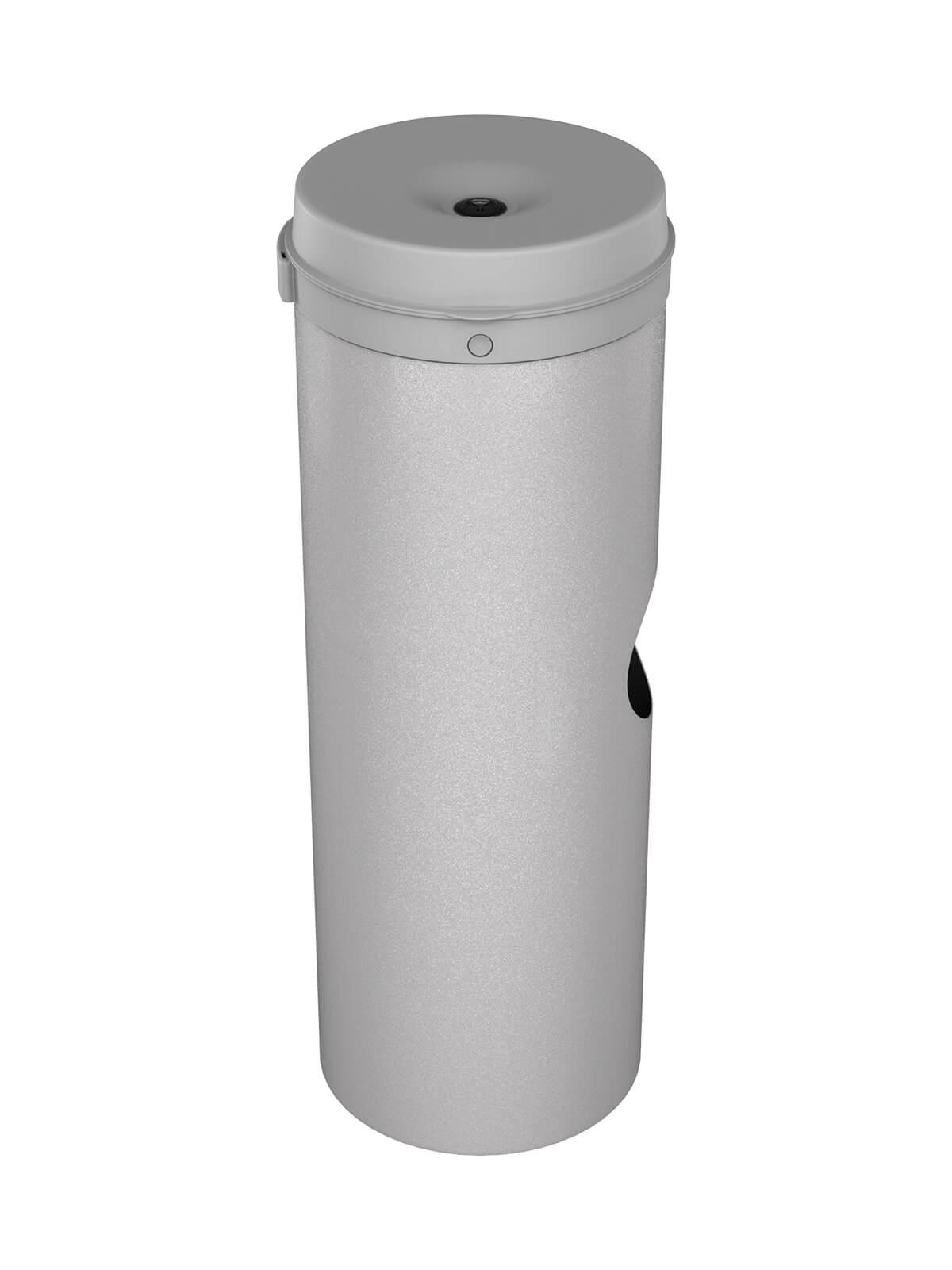 CLEANLI GO - Single - Full-Wipes - Silver-Grey