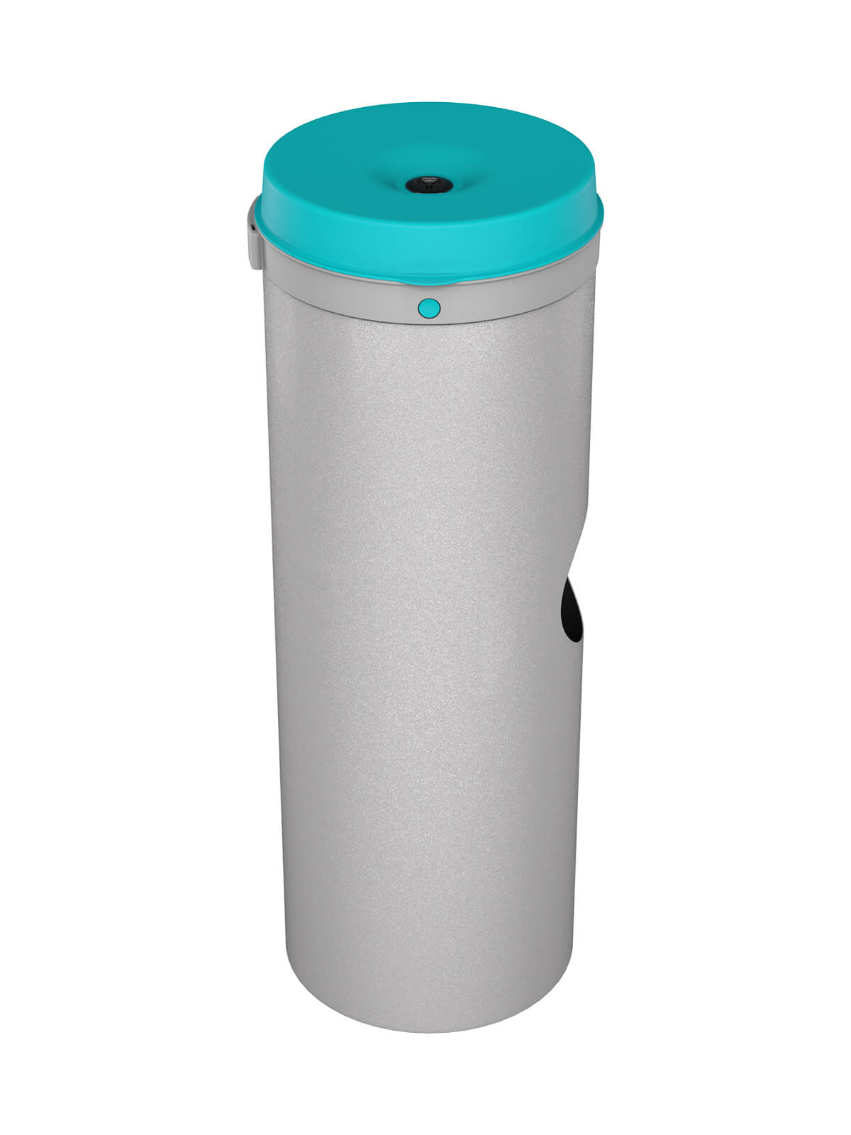 CLEANLI GO - Single - Full-Wipes - Silver-Grey-Teal