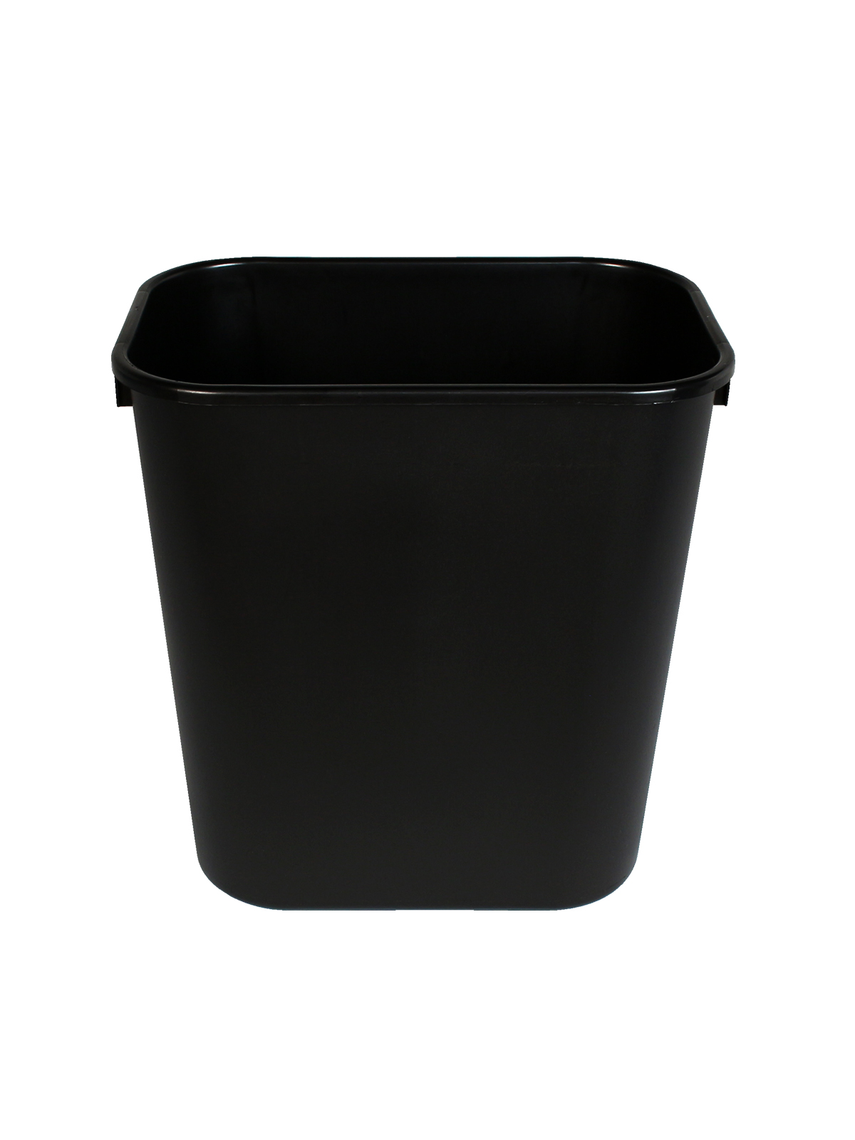 14 QUART- ALL RECYCLED CONTENT- BLANK BLACK title=