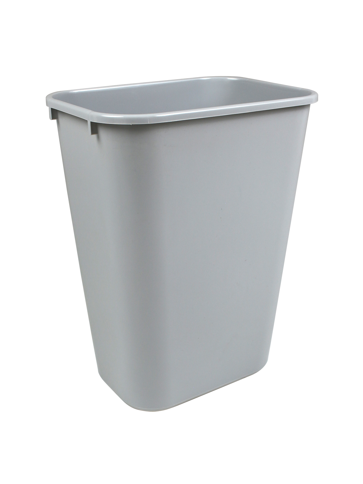 RECYCLING & WASTE BASKET - Single - Body - 41 Q - Executive Grey