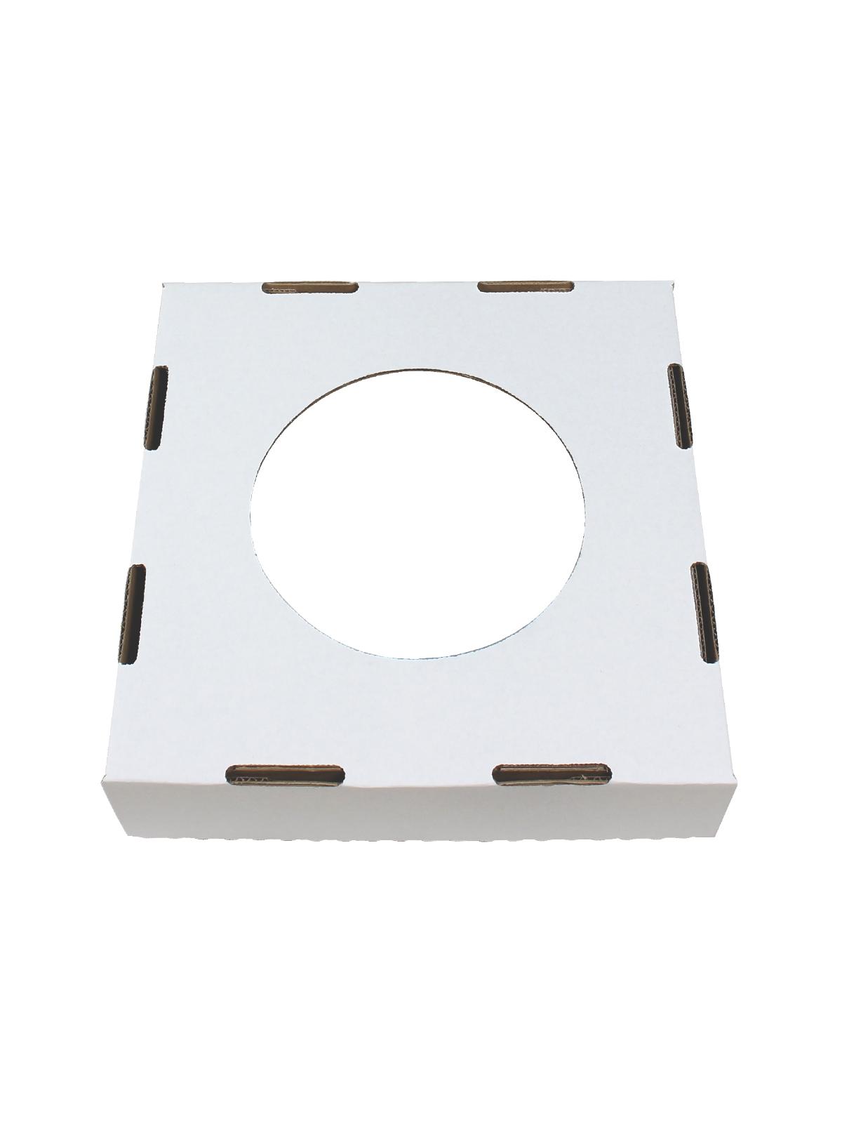 CORRUGATED BIN LID 10 PACK - FULL