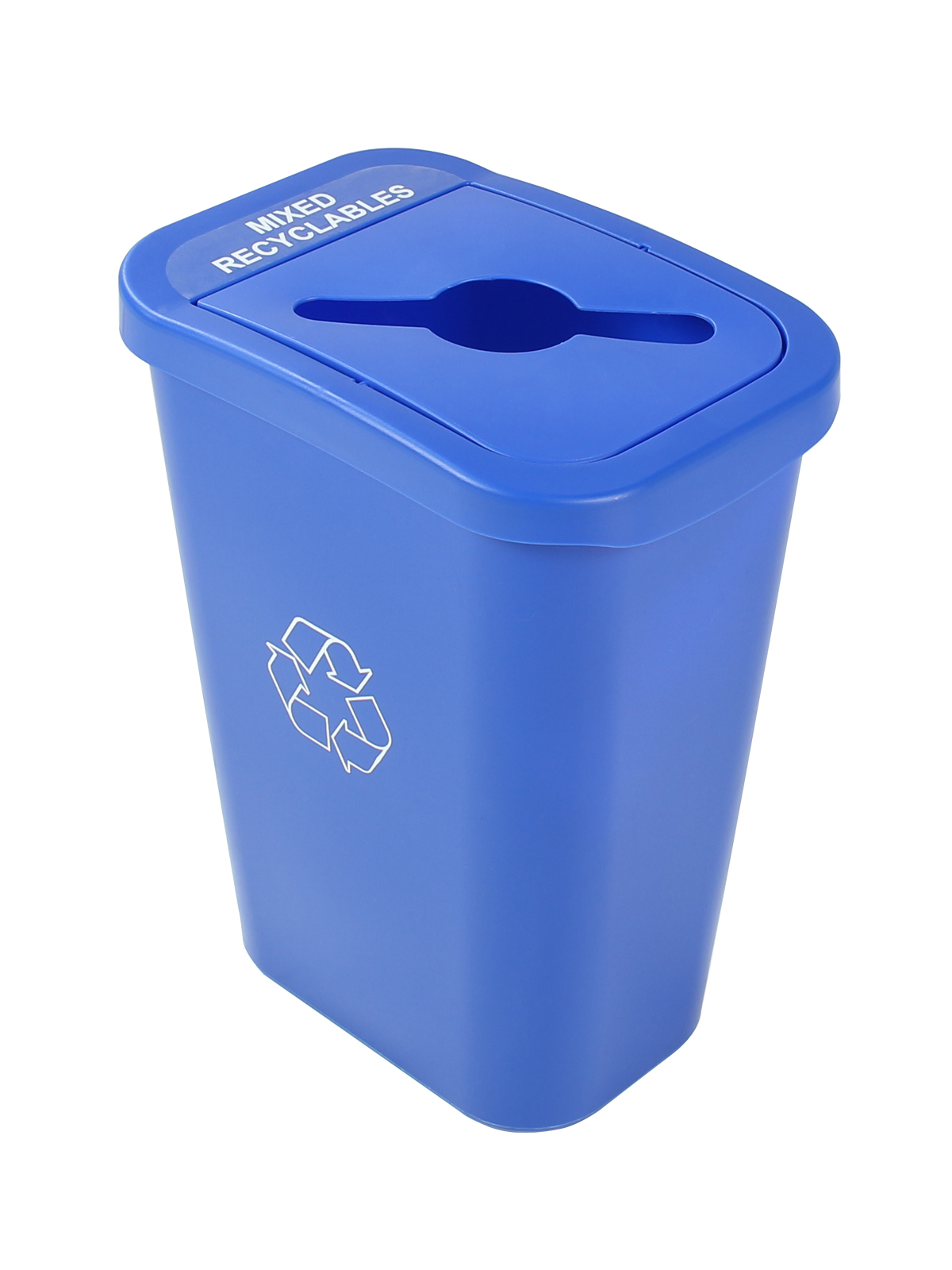 BILLI BOX - Single - 10 G - Mixed Recyclables - Mixed - Blue title=