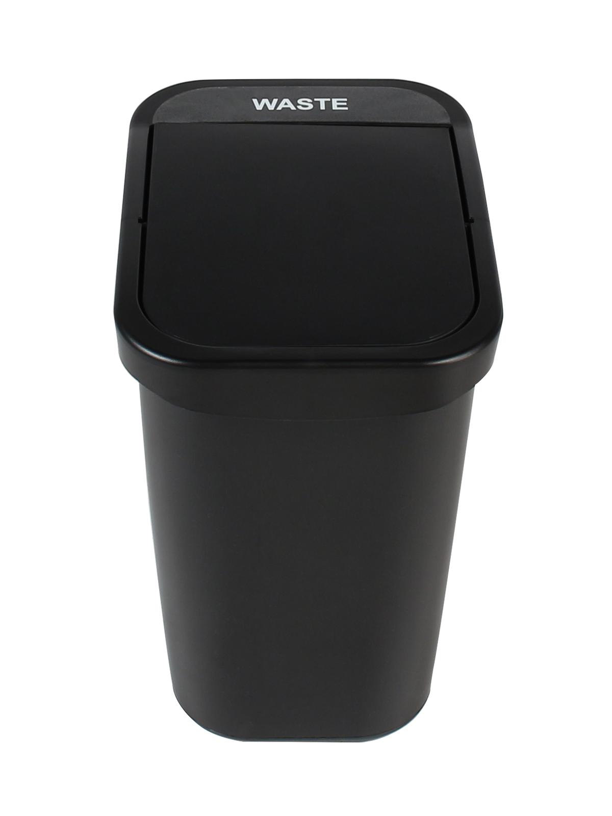 BILLI BOX - Single - 7 G - Waste - Swing - Black