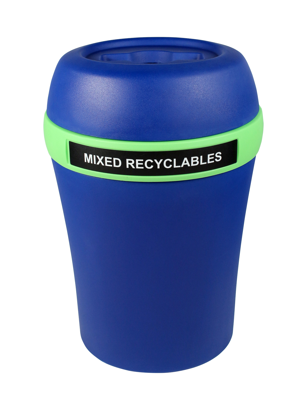 INFINITE - ELITE - MIXED - BLUE | GREEN - MIXED RECYCLABLES ONLY title=