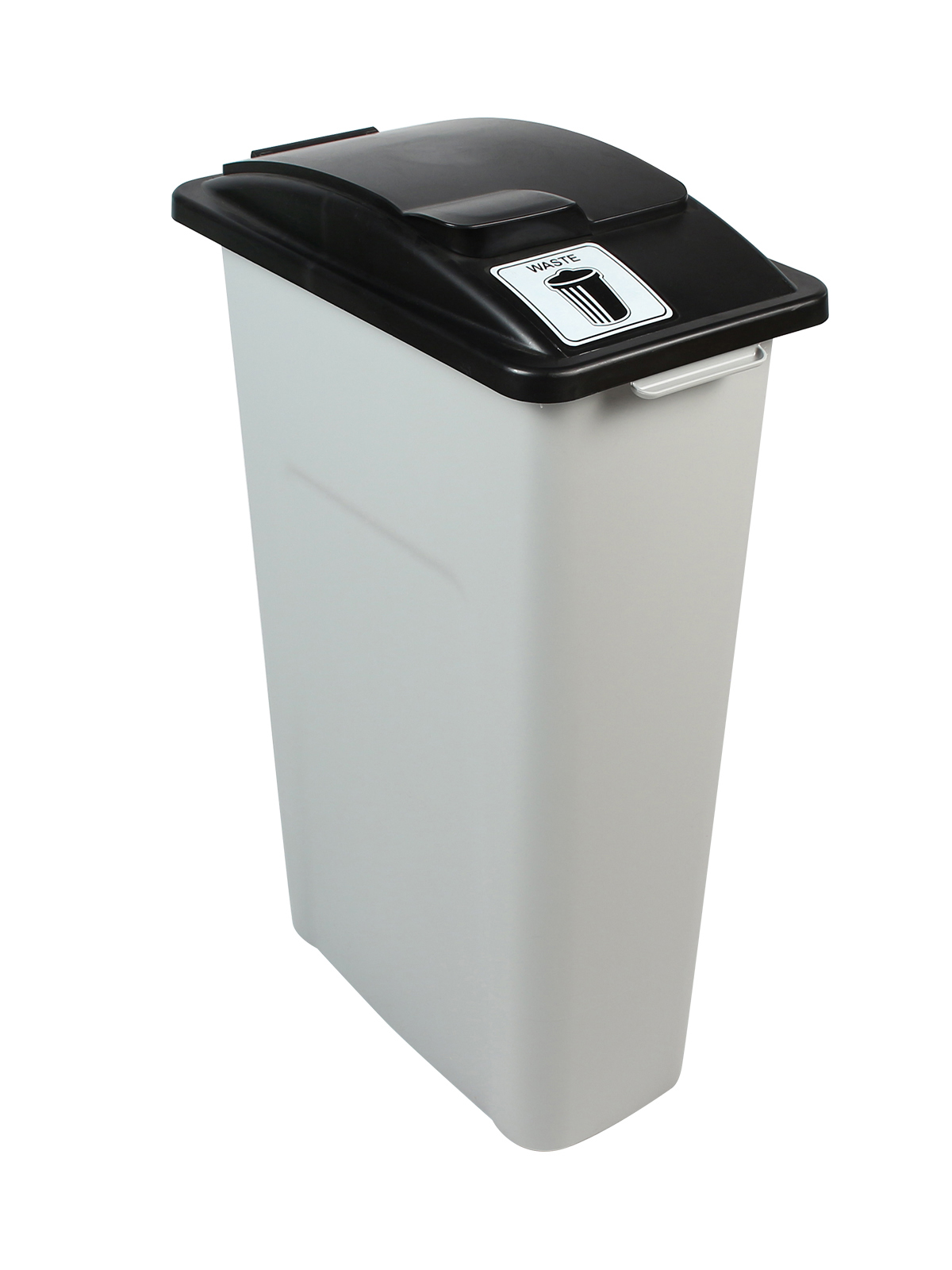 WASTE WATCHER - Single - Waste - Solid Lift - Grey-Black