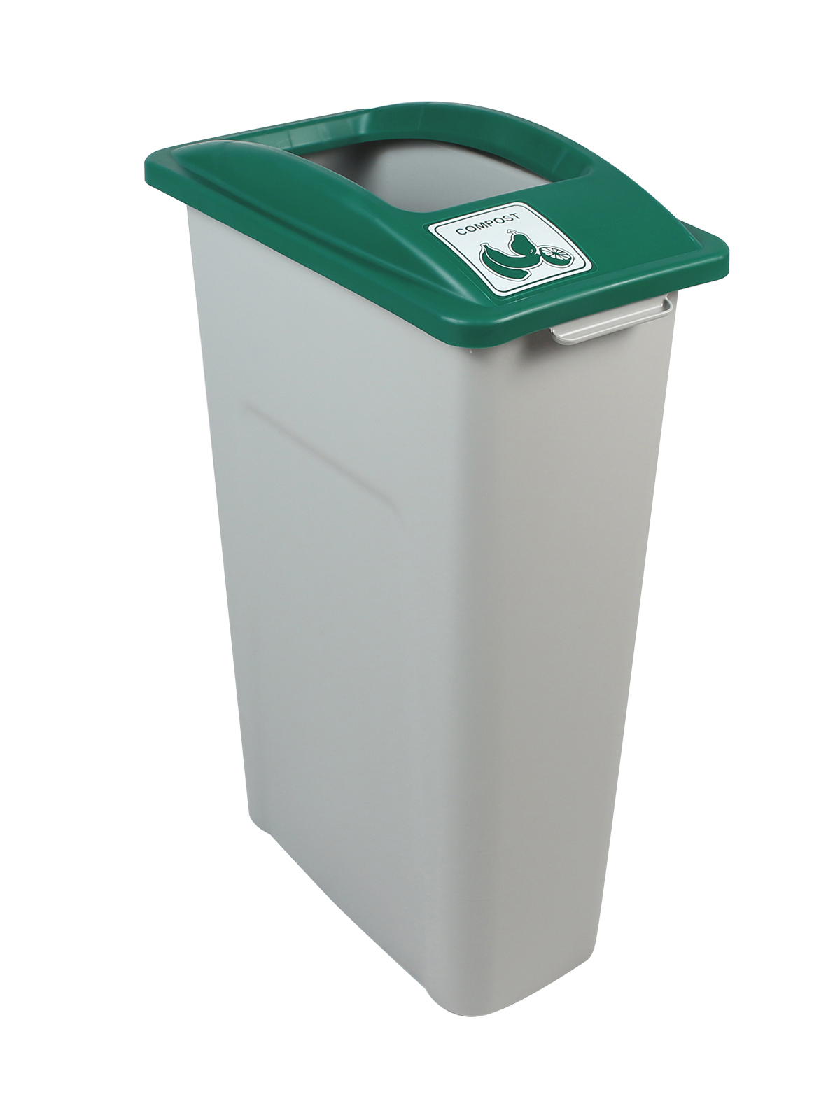 WASTE WATCHER - Single - Compost - Full - Grey-Green
