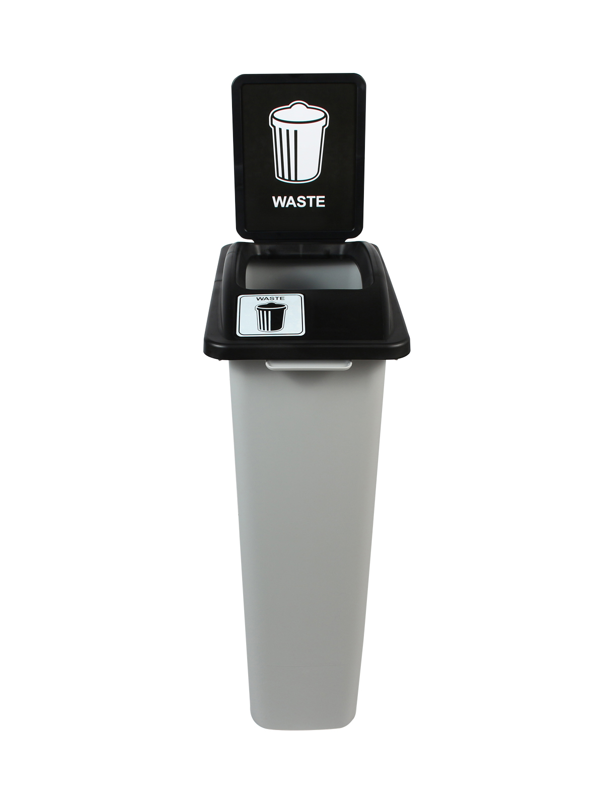 WASTE WATCHER - Single - Waste - Full - Grey-Black