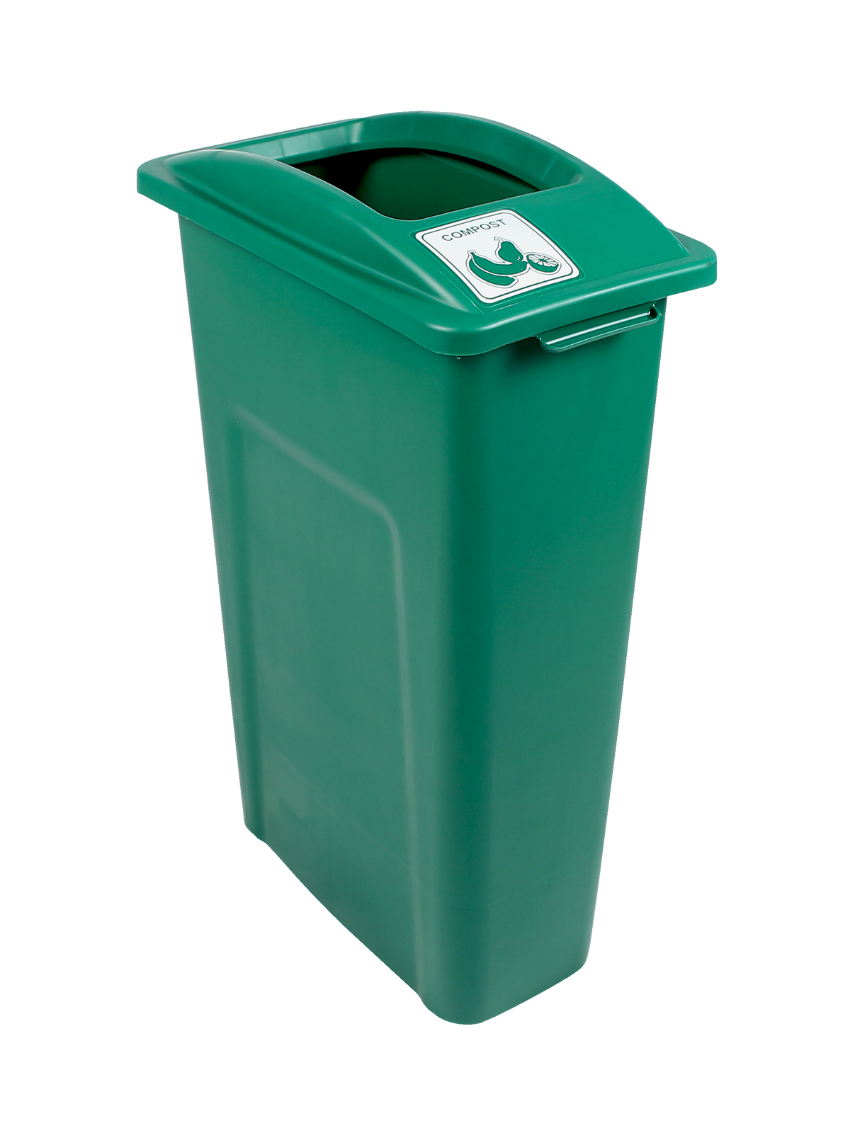 WASTE WATCHER - Single - Compost - Full - Green