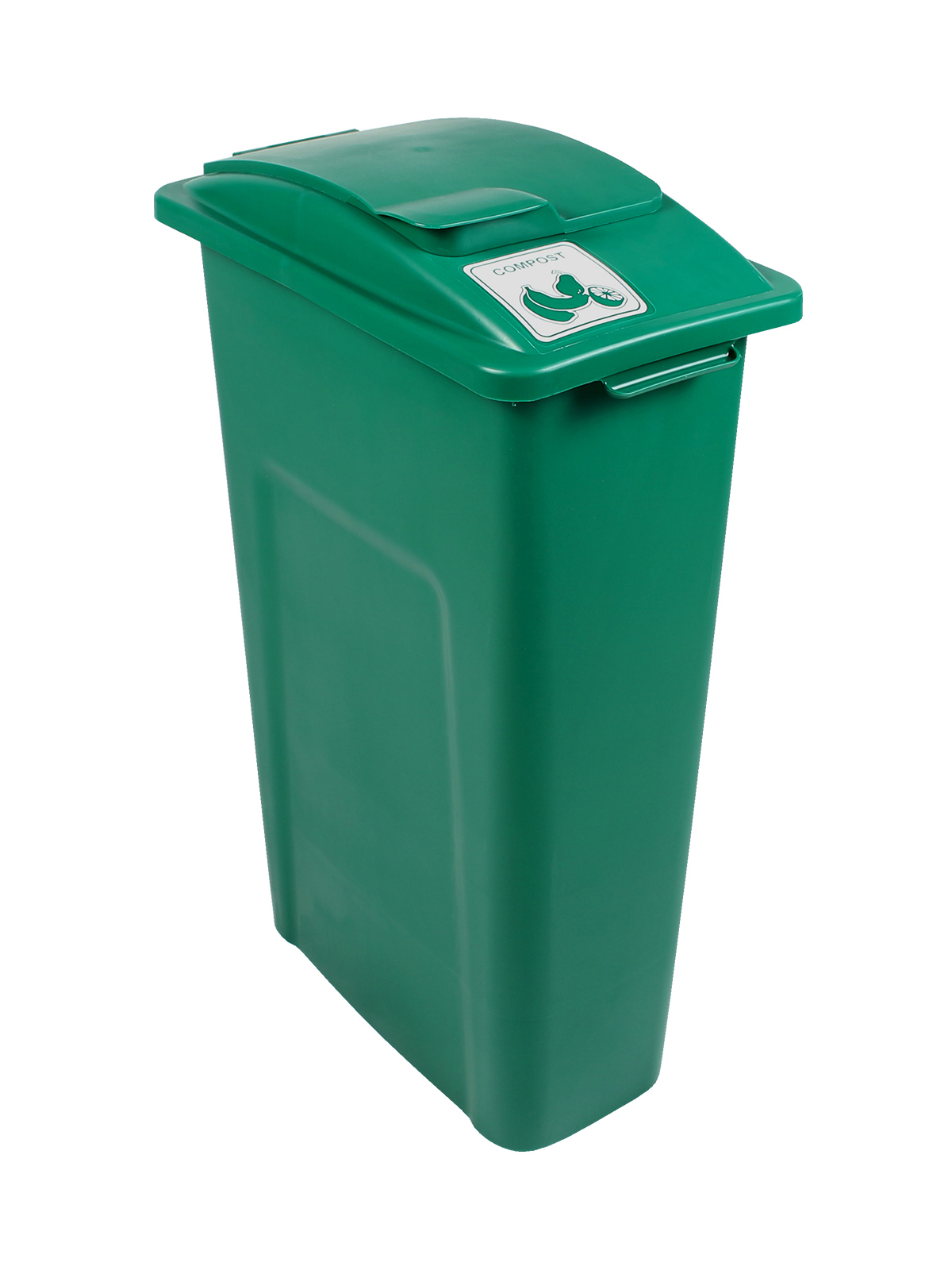 WASTE WATCHER - Single - Compost - Solid Lift - Green