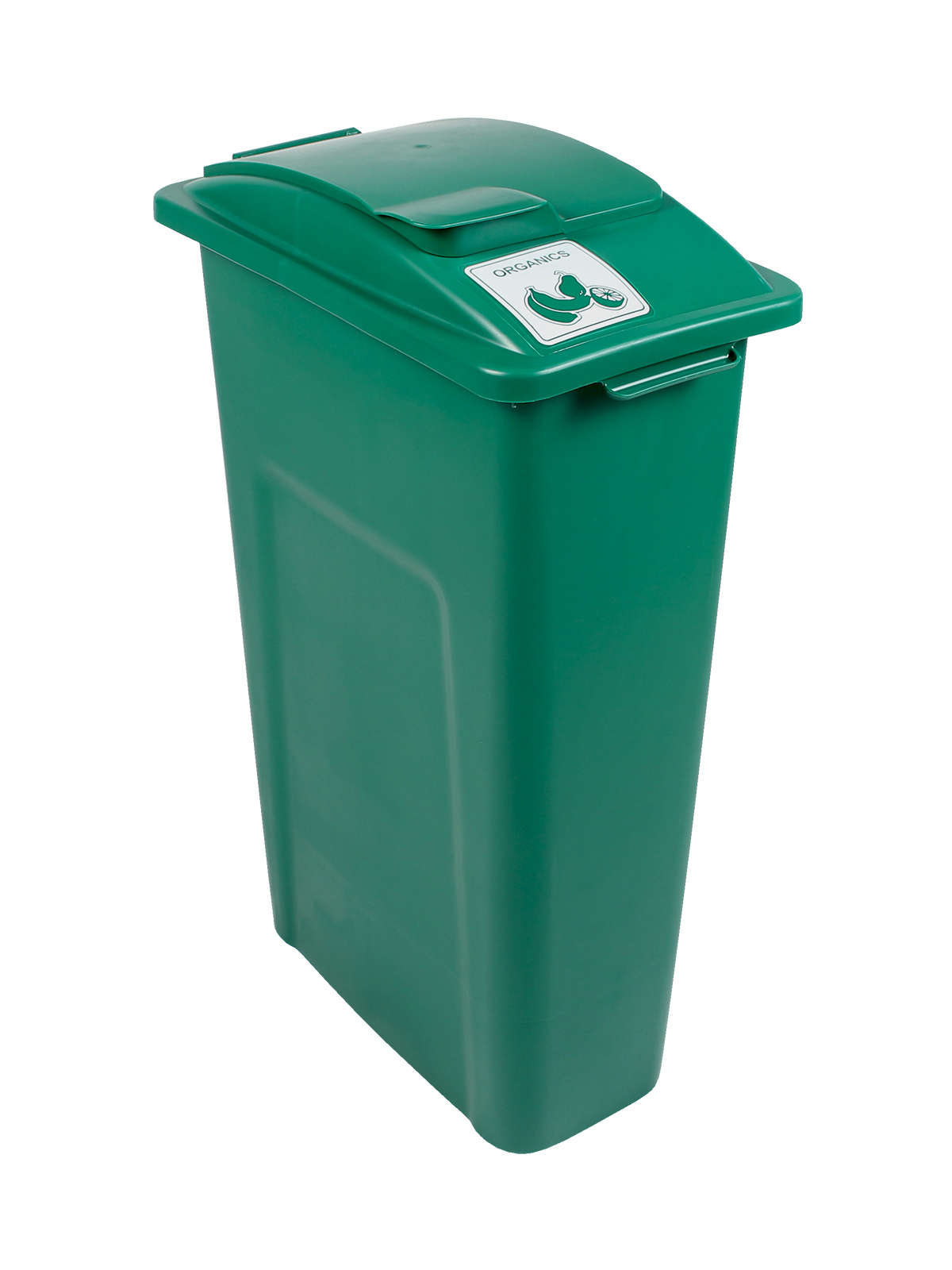 WASTE WATCHER - Single - Organics - Solid Lift - Green