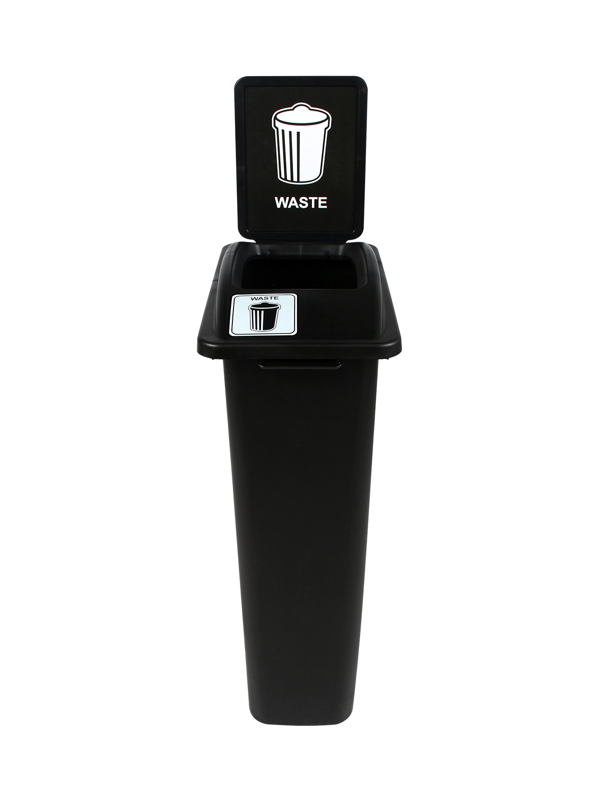 WASTE WATCHER - Single - Waste - Full - Black
