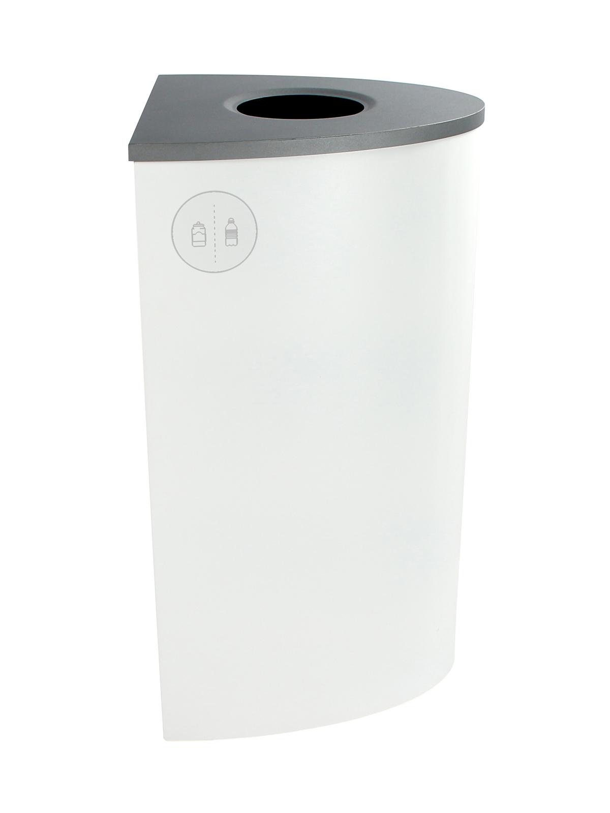 SPECTRUM - Single - Ellipse - Cans & Bottles - Circle - White
