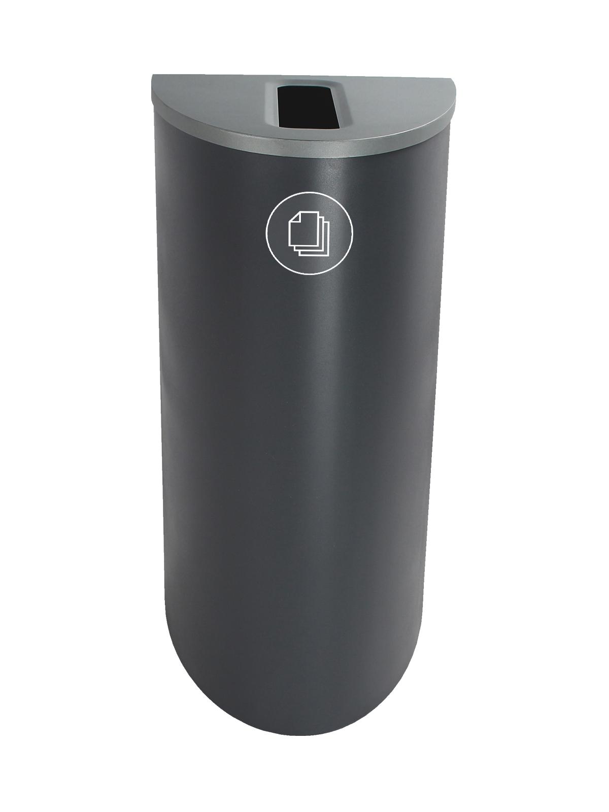 SPECTRUM - Single - Ellipse - Paper - Slot - Grey