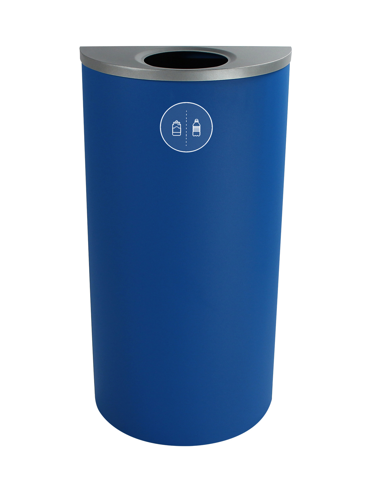 SPECTRUM - Single - Ellipse Slim - Cans & Bottles - Circle - Blue