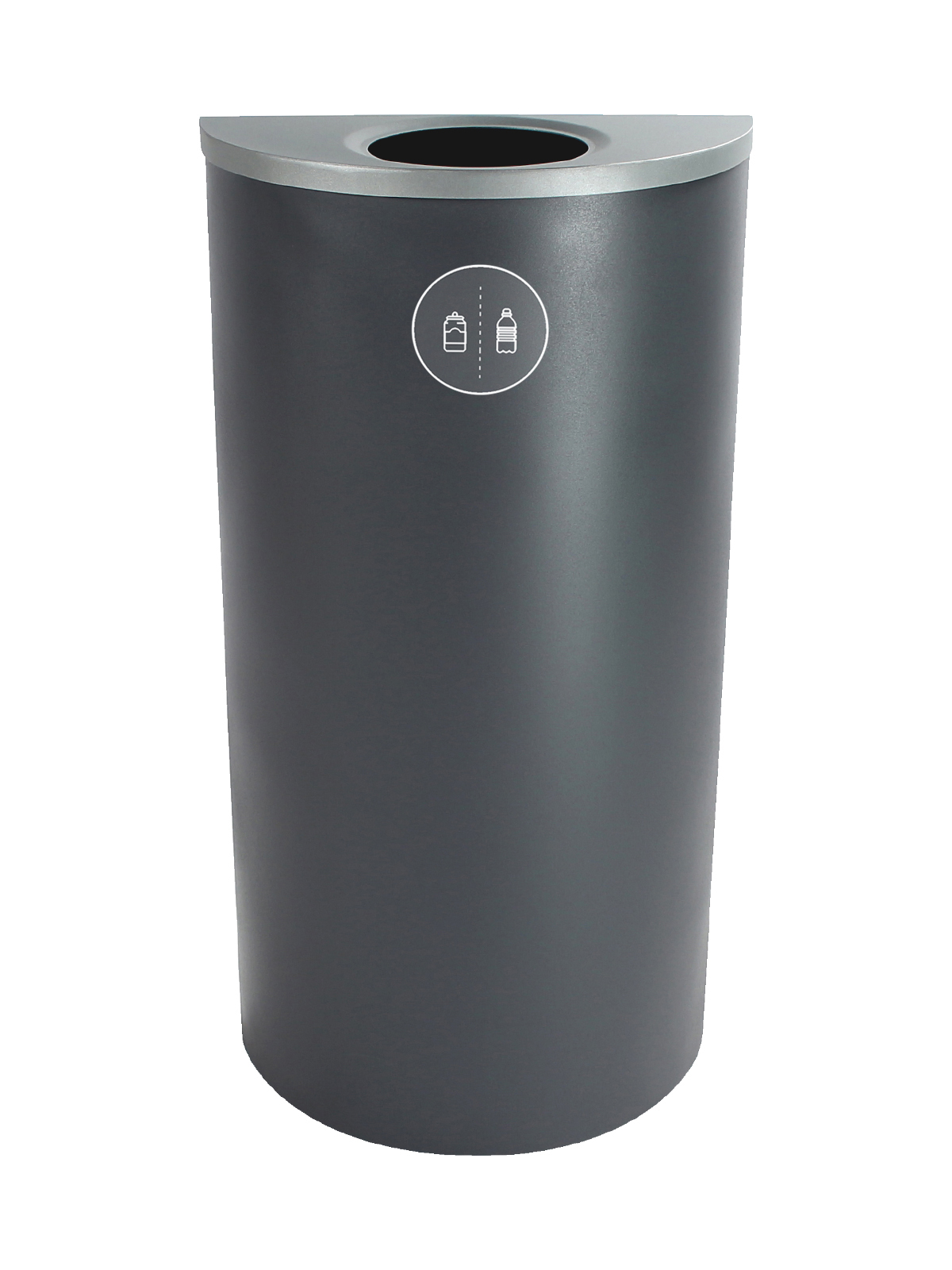 SPECTRUM - Single - Ellipse Slim - Cans & Bottles - Circle - Grey