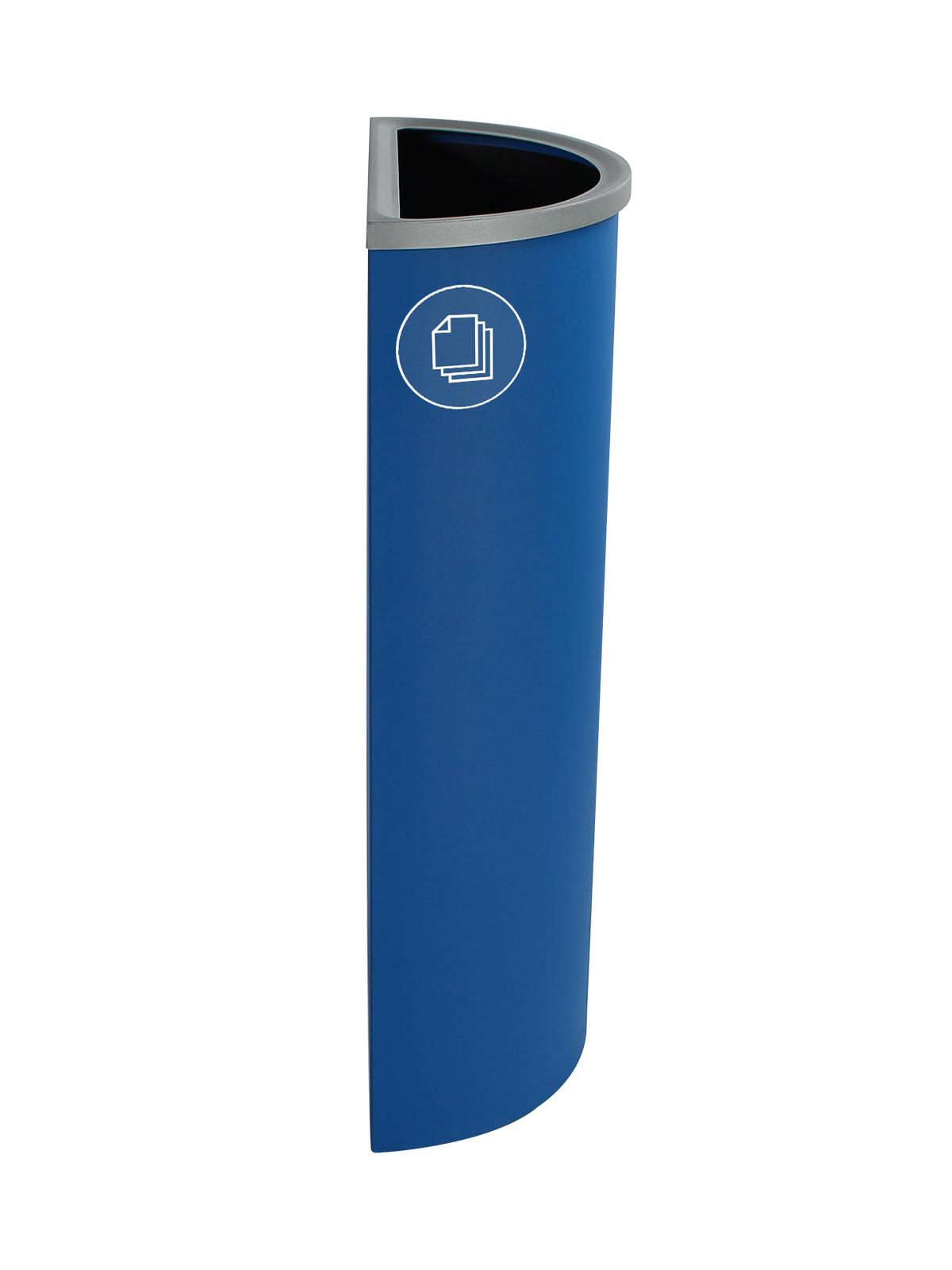 SPECTRUM - Single - Ellipse Slim - Paper - Full - Blue