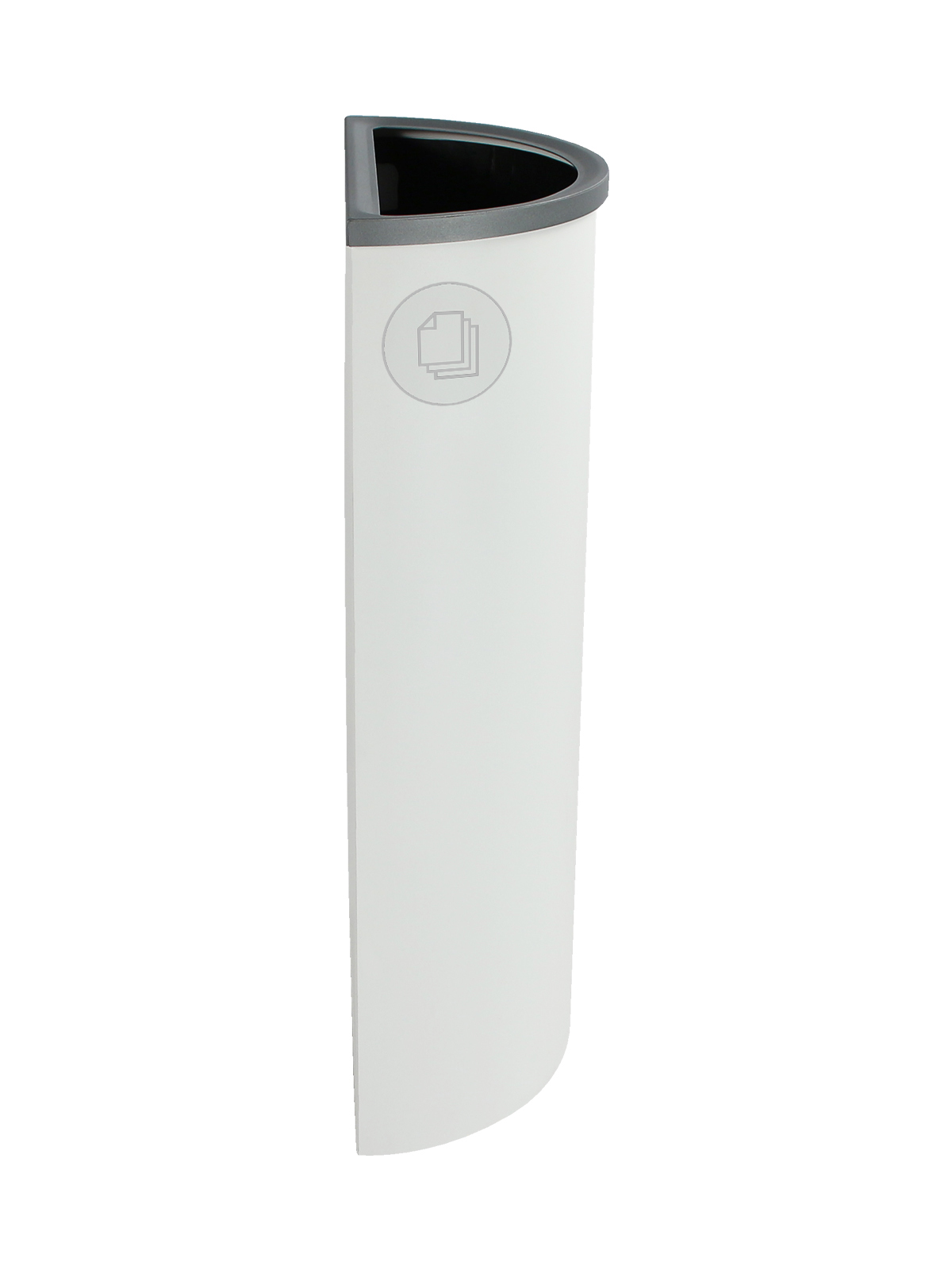 SPECTRUM - Single - Ellipse Slim - Paper - Full - White