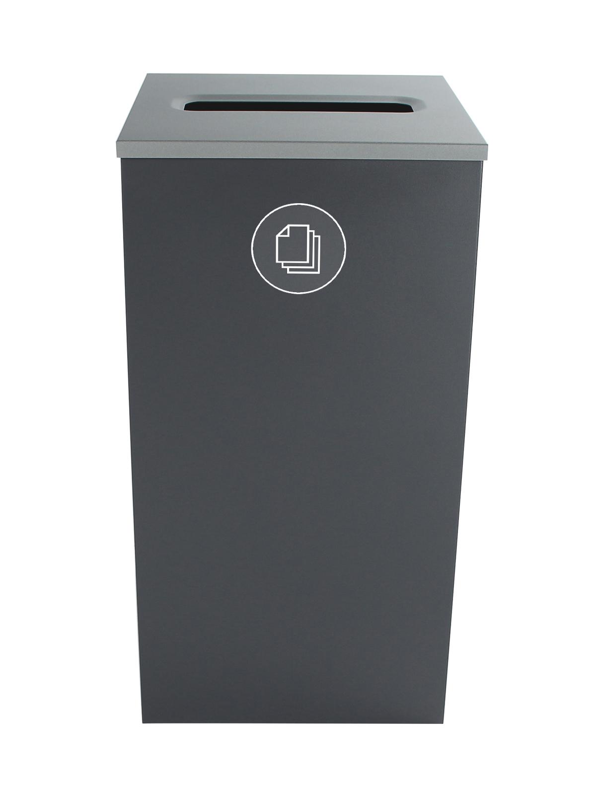 SPECTRUM - Single - Cube - Paper - Slot - Grey