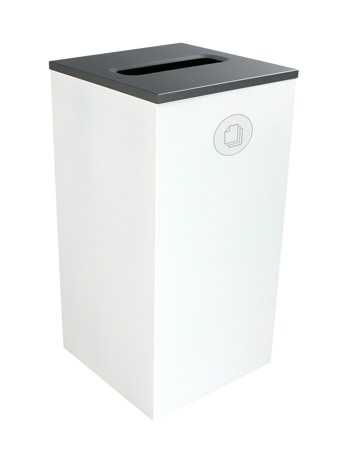 SPECTRUM - Single - Cube - Paper - Slot - White