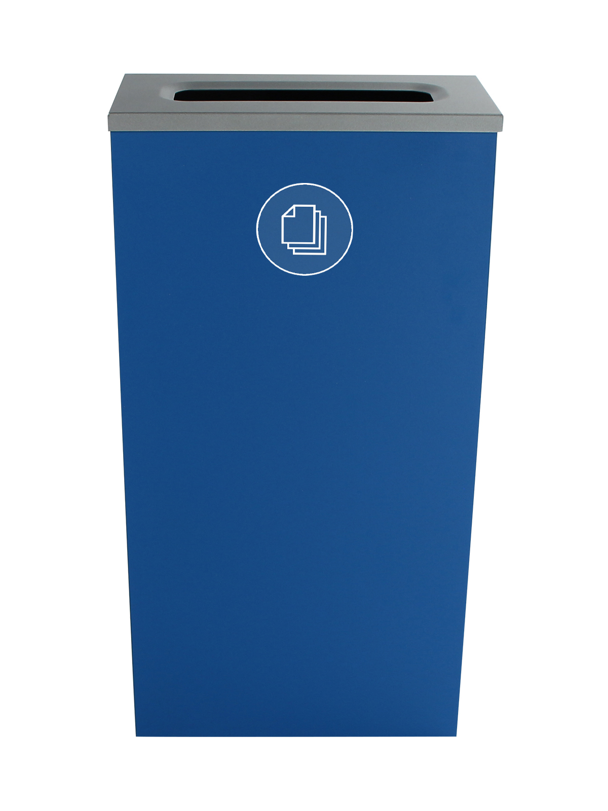 SPECTRUM - Single - Cube Slim - Paper - Slot - Blue