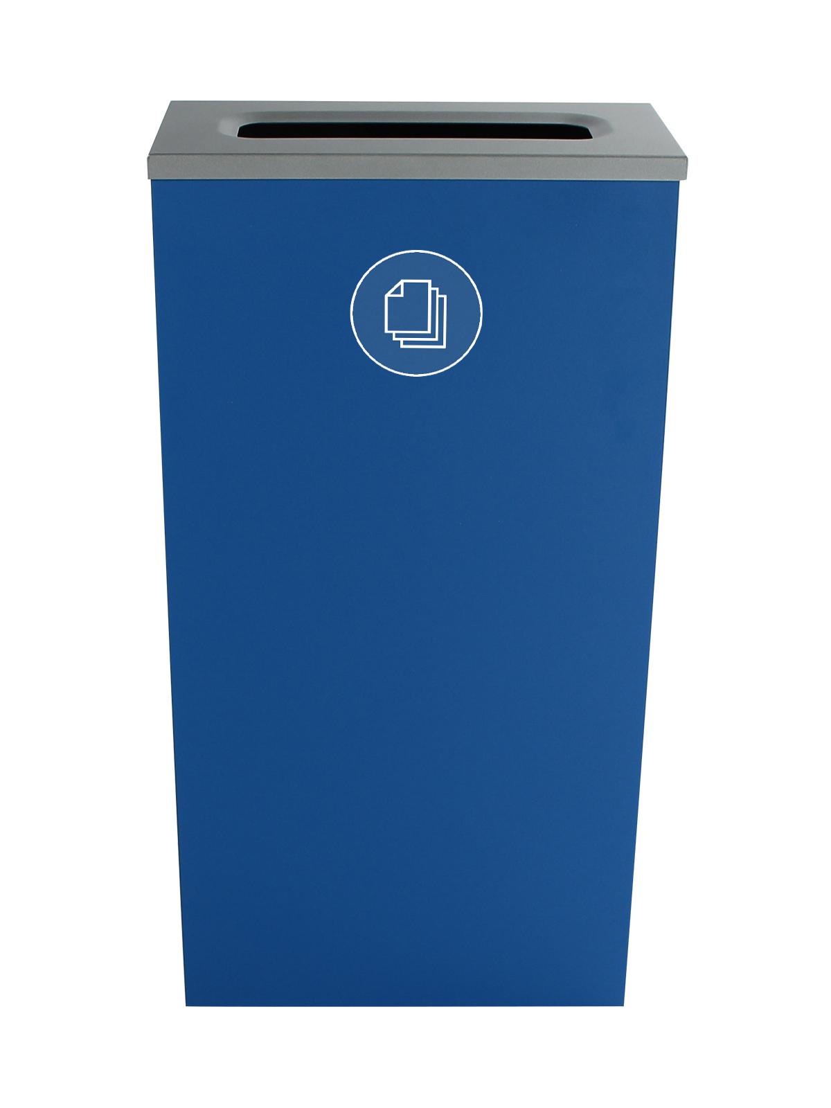 SPECTRUM - Single - Cube Slim - Paper - Slot - Blue