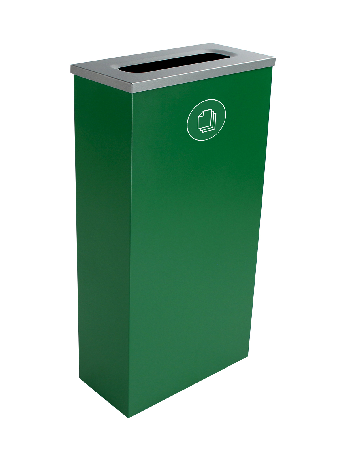 SPECTRUM - Single - Cube Slim - Paper - Slot - Dark Green