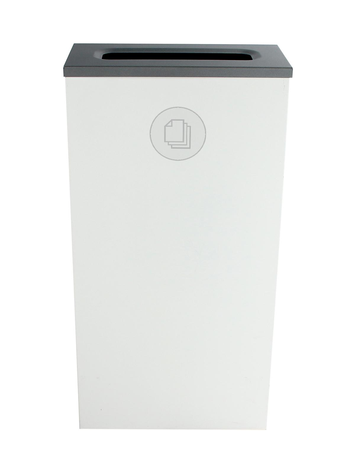 SPECTRUM - Single - Cube Slim - Paper - Slot - White