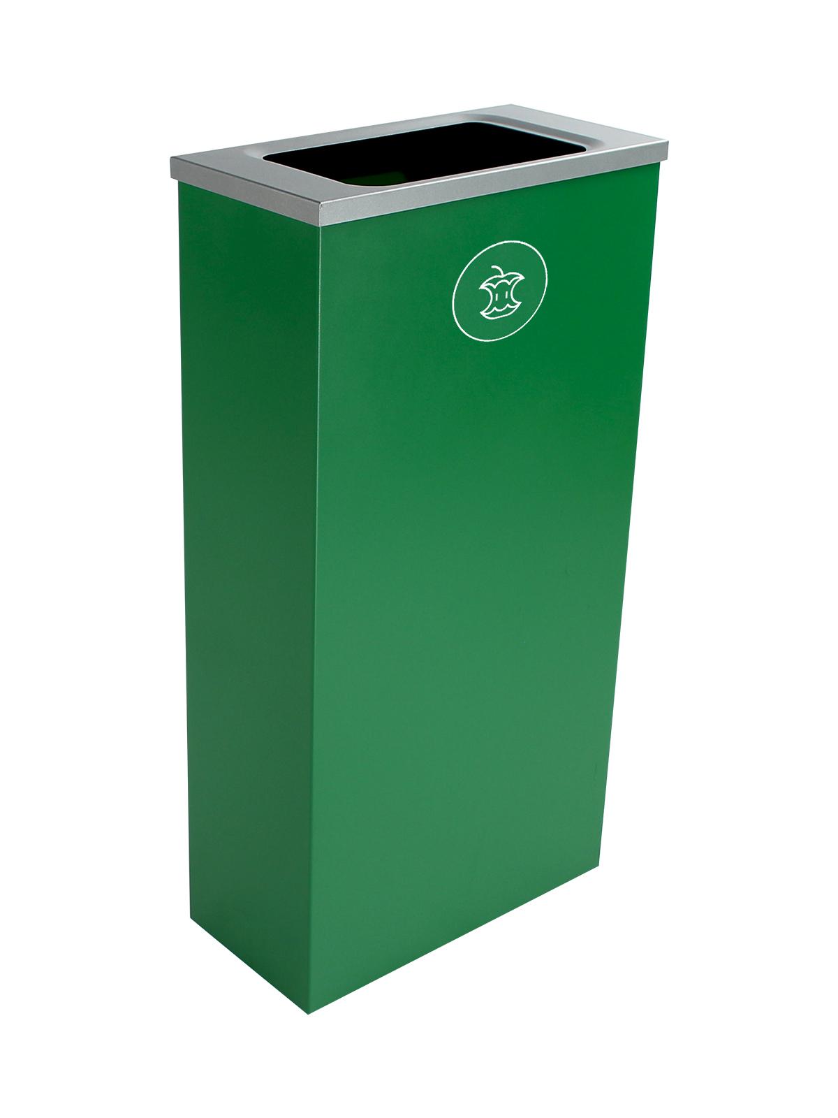 SPECTRUM - Single - Cube Slim - Organics - Full - Dark Green