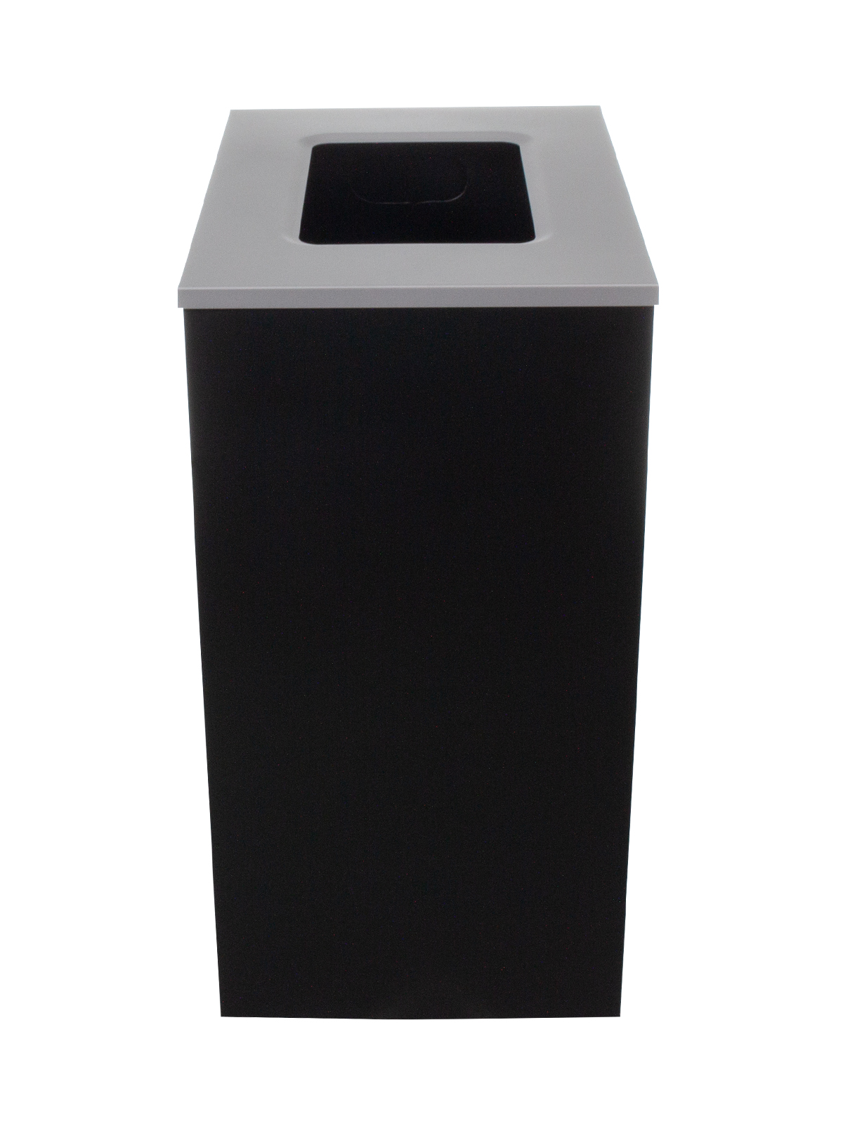 SPECTRUM - Single - Cube Xl - Waste - Full - Black-Silver