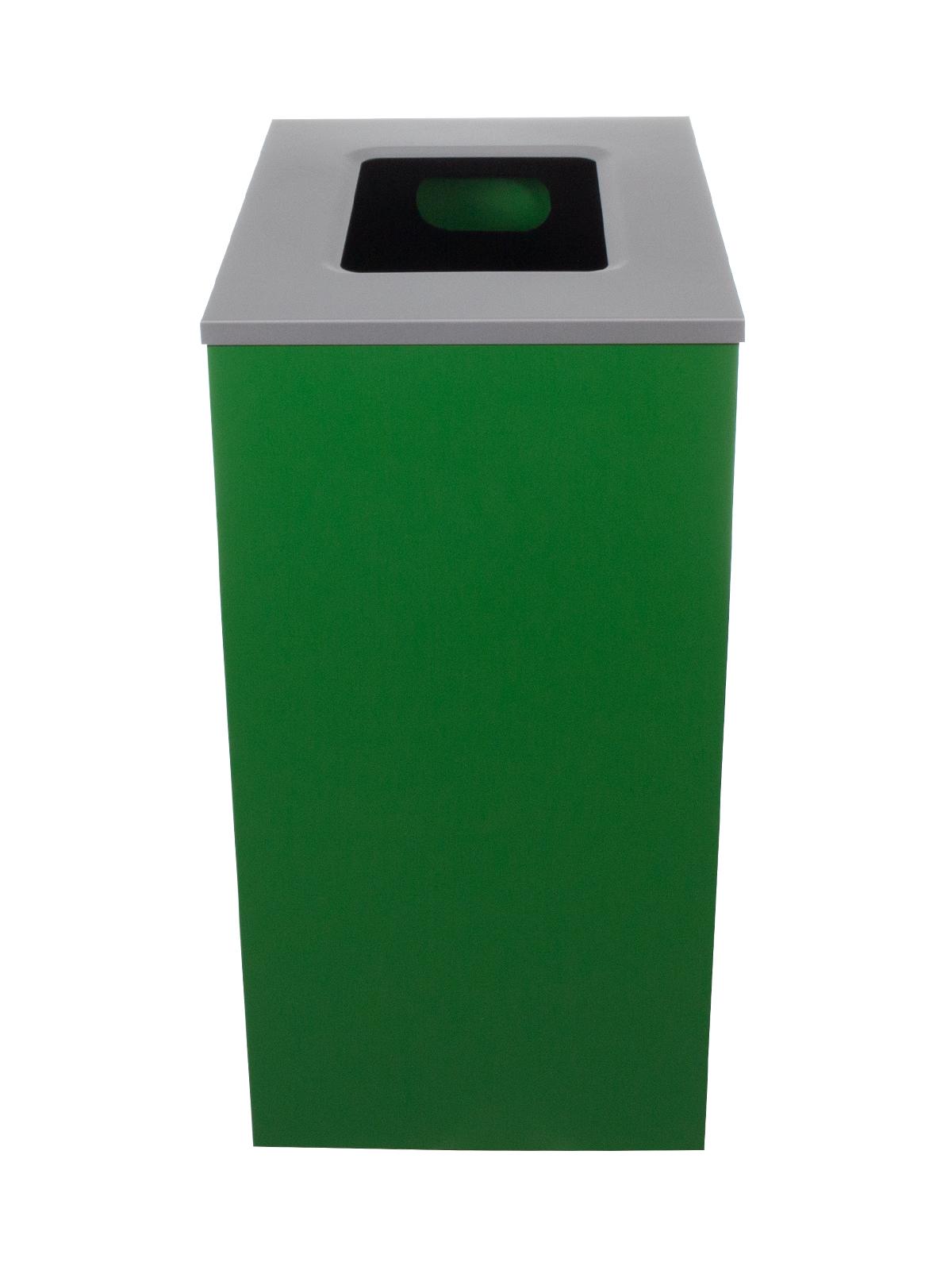 SPECTRUM - Single - Cube Xl - Organics - Full - Dark Green