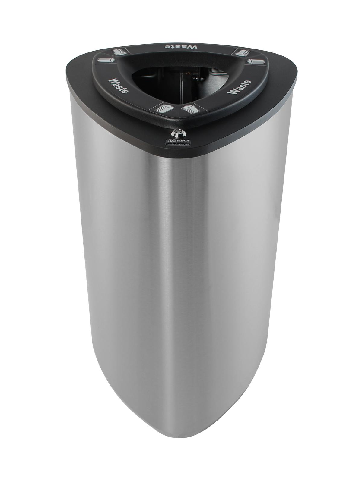 BOKA - Single - Xl - Waste - Full - Stainless Steel