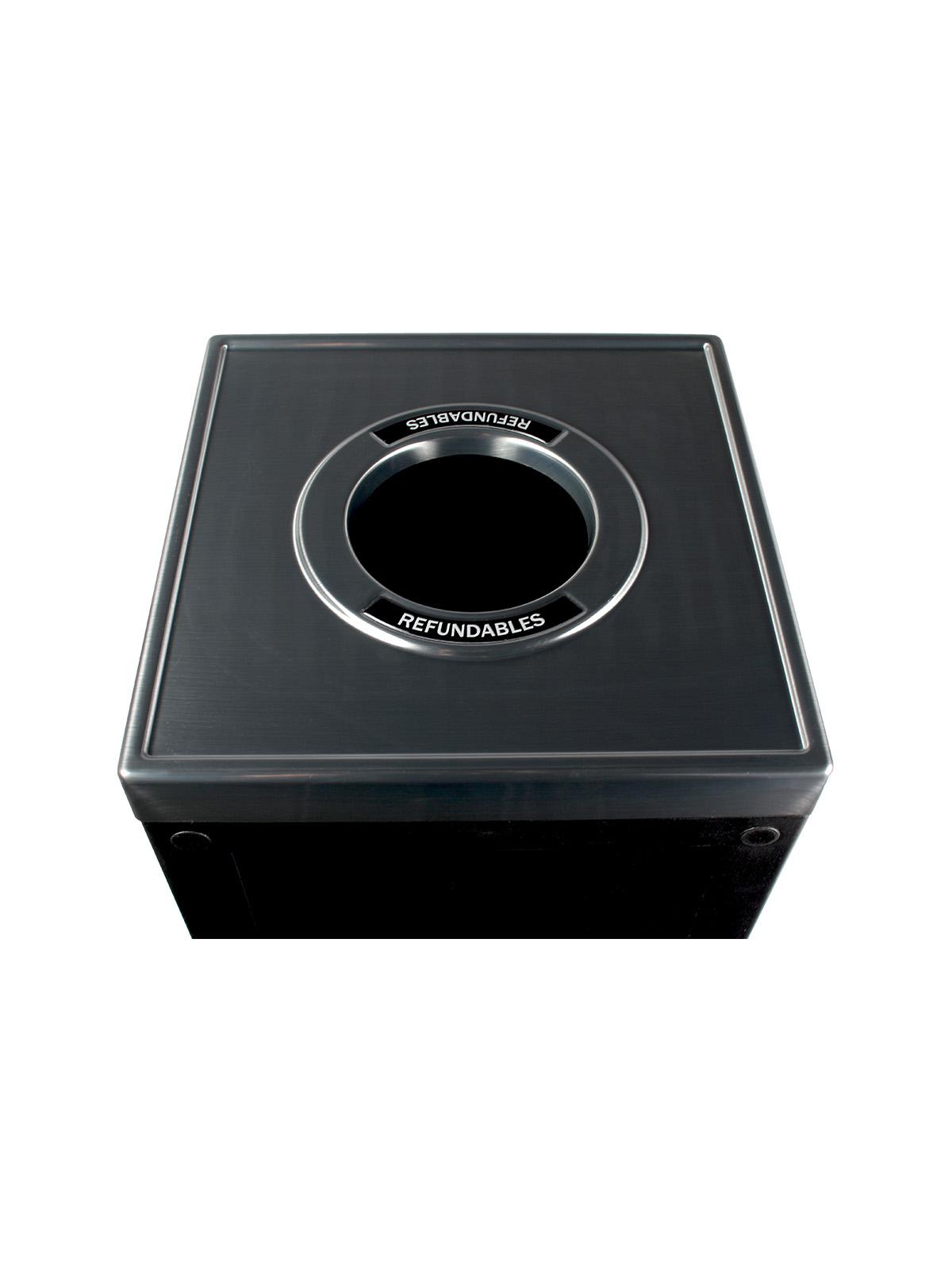 EVOLVE - Single - Refundables - Circle - Black