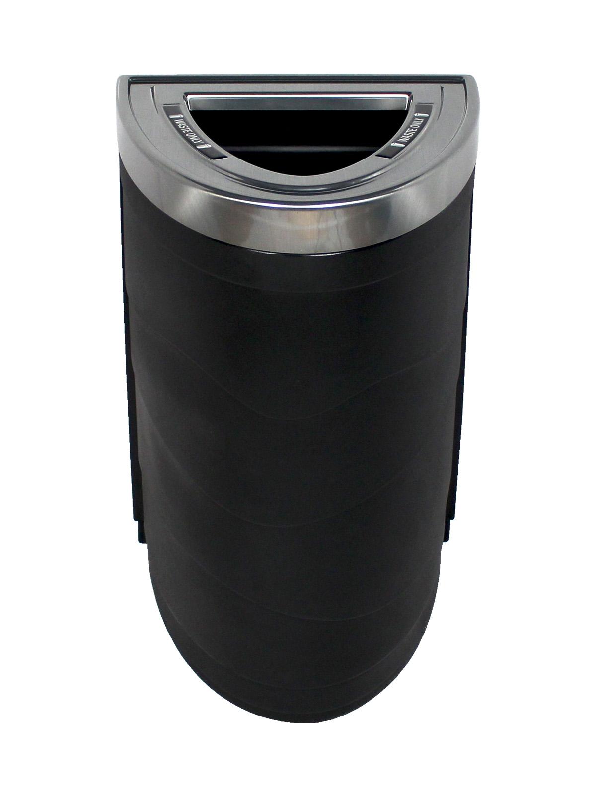 EVOLVE - Single - Waste - Full - Black