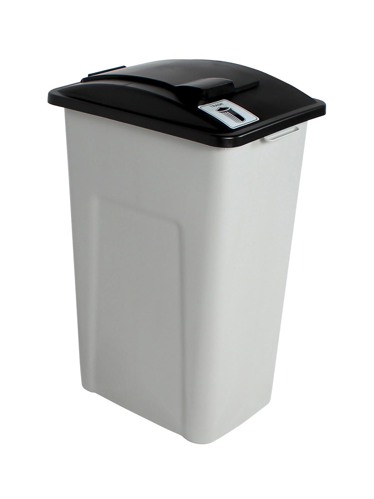 WASTE WATCHER XL - Single - Trash - Solid Lift - Grey-Black