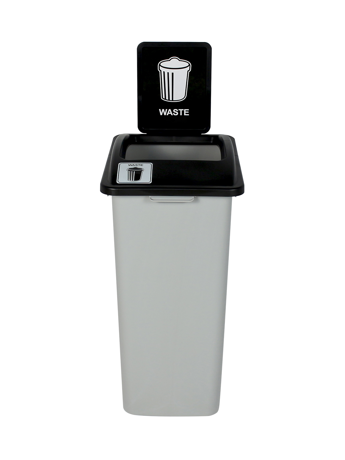 WASTE WATCHER XL - Single - Waste - Full - Grey-Black