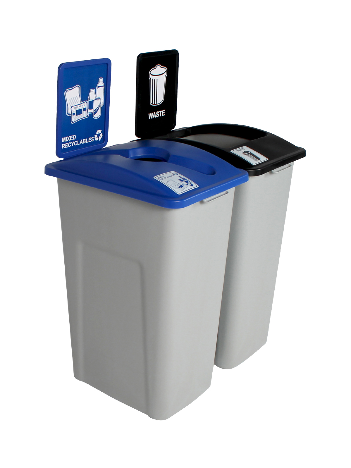 WASTE WATCHER® DOUBLE XL - MIXED | FULL