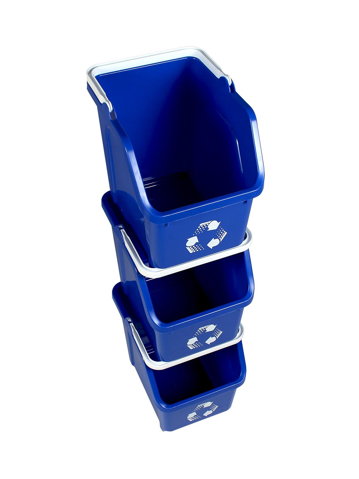 MULTI RECYCLER (20 Pack) - Single - Mobius Loop - Full - Blue