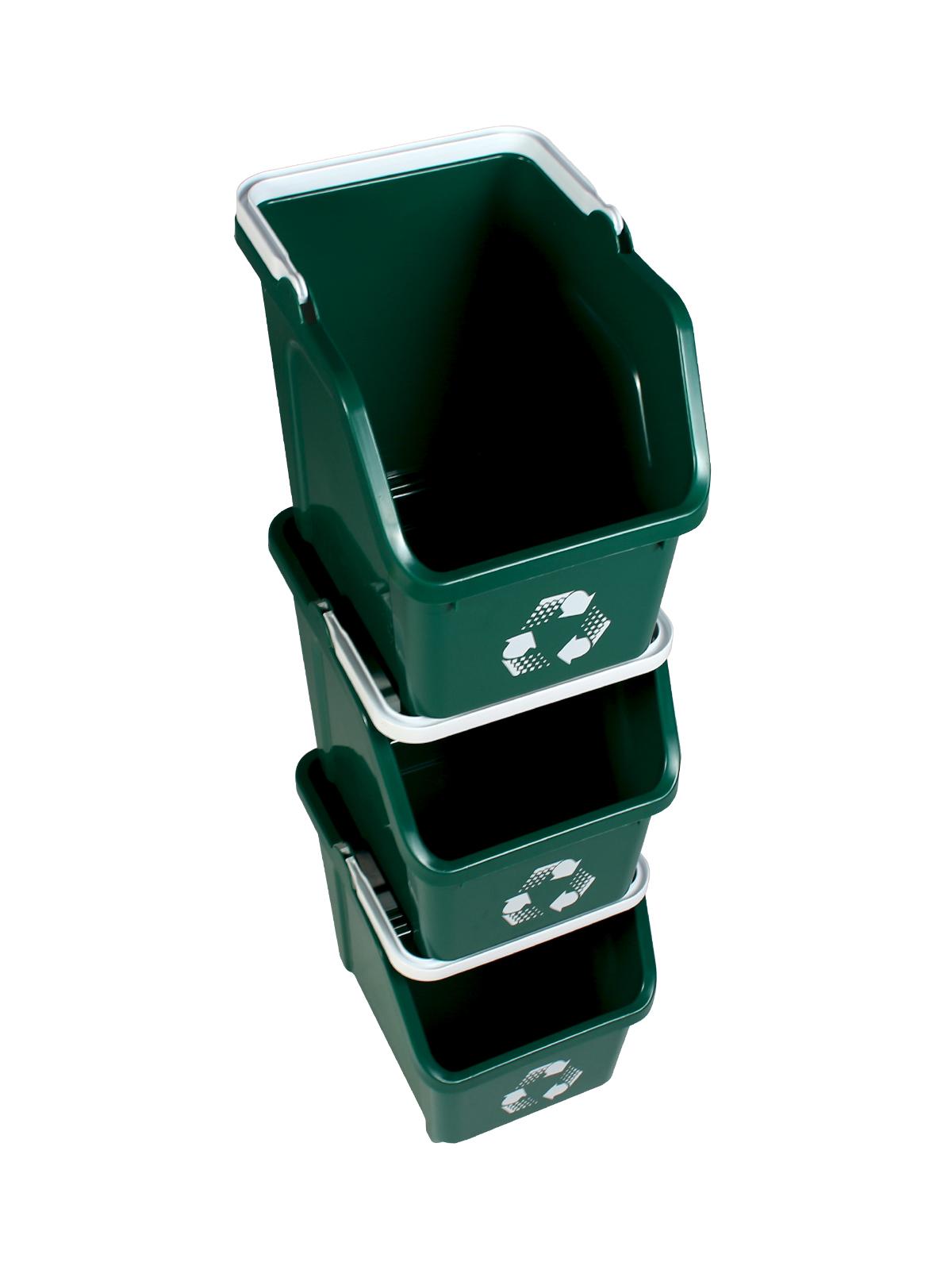 MULTI RECYCLER (20 Pack) - Single - Mobius Loop - Full - Green