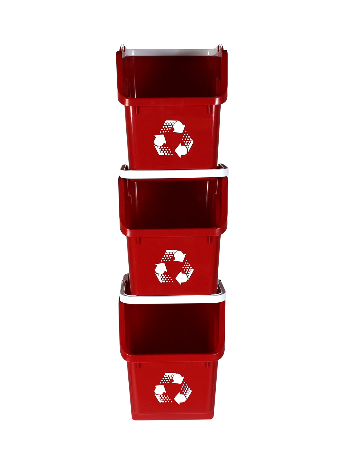 MULTI RECYCLER (20 Pack) - Single - Mobius Loop - Full - Red