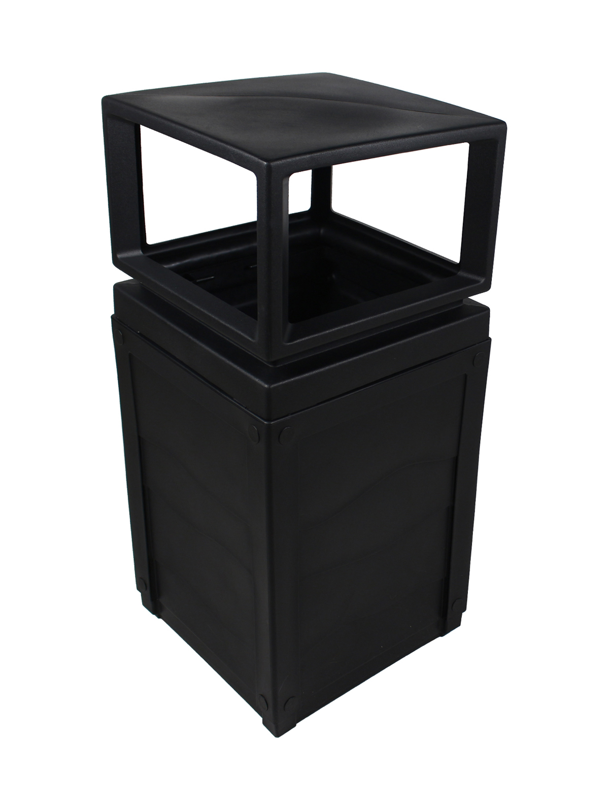 EVOLVE - Unit - Cube Canopy - Full - Black