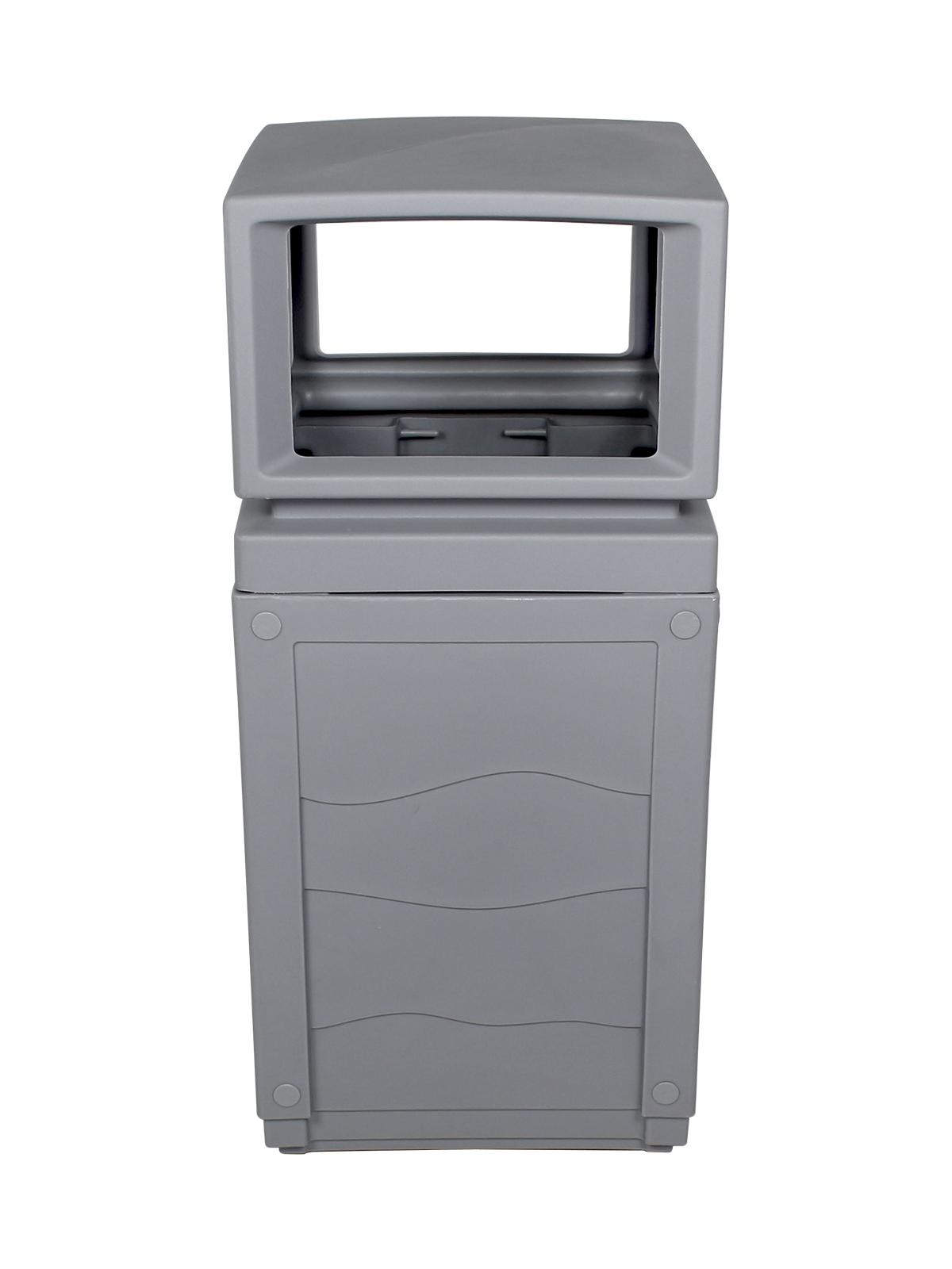 EVOLVE - Unit - Cube Canopy - Full - Grey