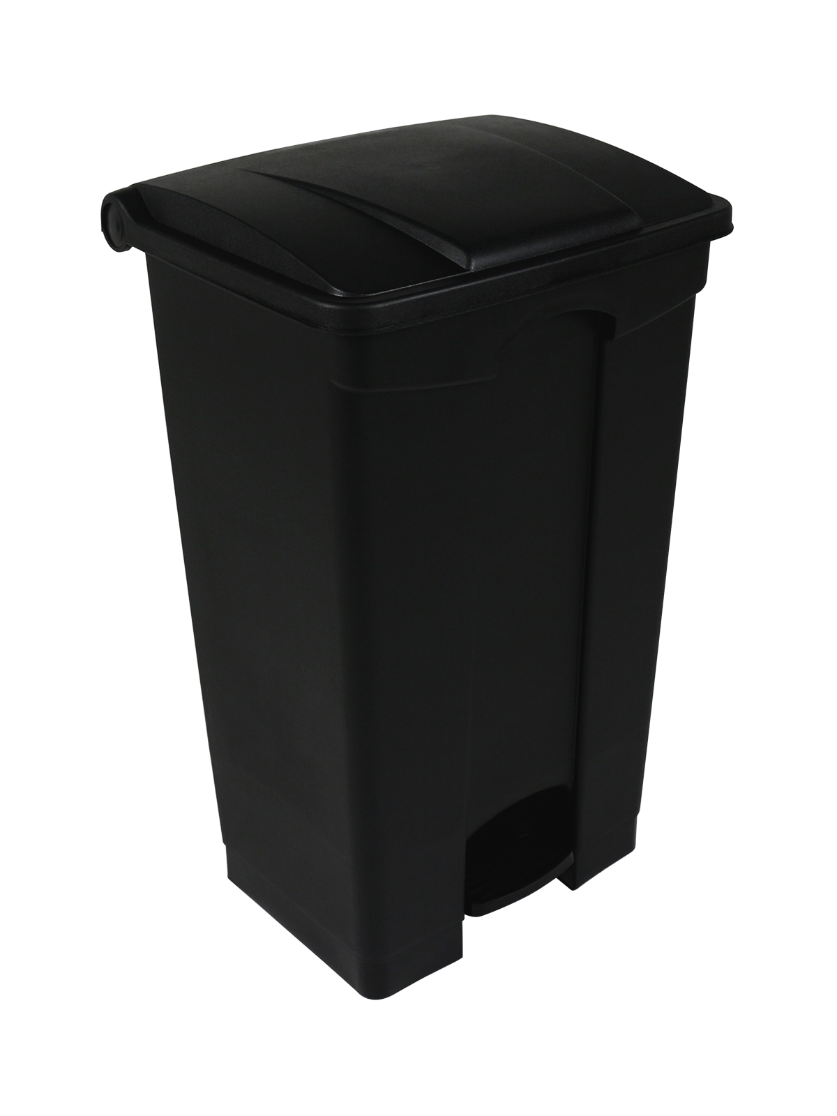 SOLE FOOT PEDAL BIN - 23 G - BLACK