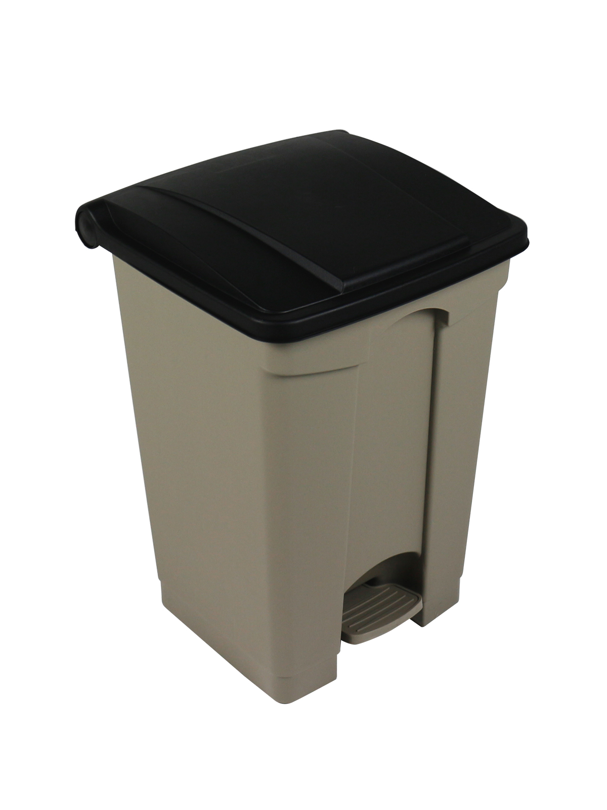 SOLE FOOT PEDAL BIN - 12 G - GREY | BLACK
