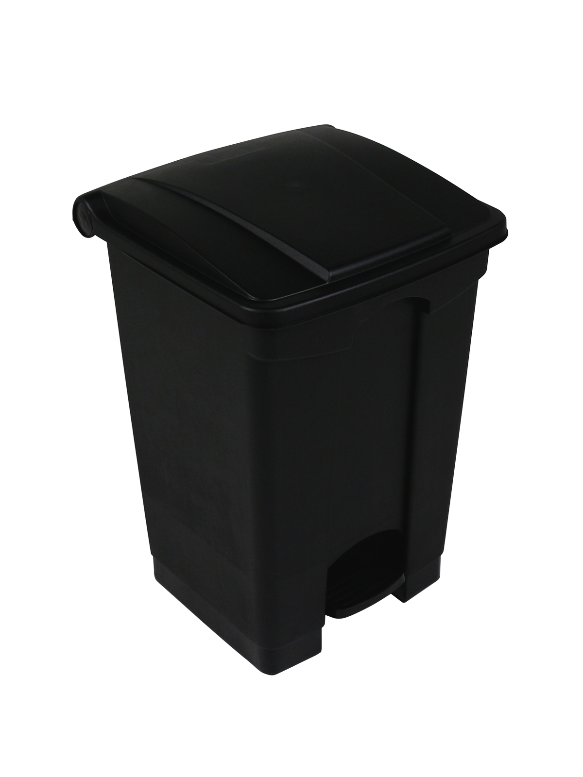 SOLE FOOT PEDAL BIN - 12 G - BLACK